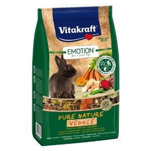 [비타크래프트]Emotion Pure Nature VeggieRabbit 600g(33781)유통기한2020.08