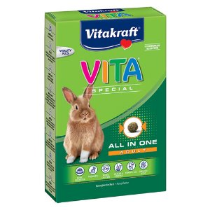 [비타크래프트]Vita specisal all in one adult rabbit 600g(25323)유통기한 2020.08